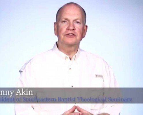 Danny Akin – Openly Secular