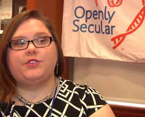 Amanda Scott – Openly Secular
